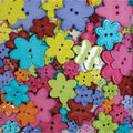 Favorite Findings Big Bag of Buttons-Flowers