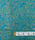 Yaya Han Cosplay Holographic Scales Fabric-Iridescent