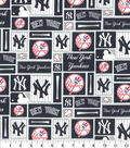 New York Yankees Cotton Fabric -Patch