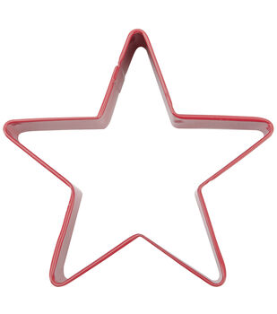 Wilton Red Star Cookie Cutter 12pk