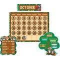 Ranger Rick Calendar Bulletin Board Set
