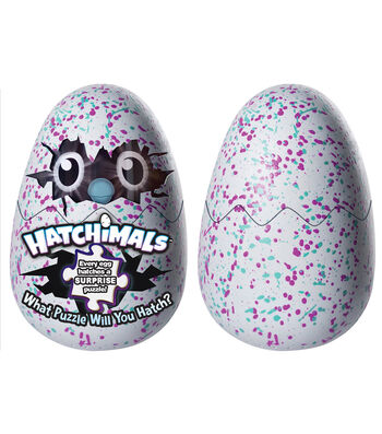 Hatchimals Puzzle in Egg 46-Piece Jigsaw Puzzle