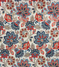 Richloom Studio Lightweight Decor Fabric 54\u0022-Geyers Americana