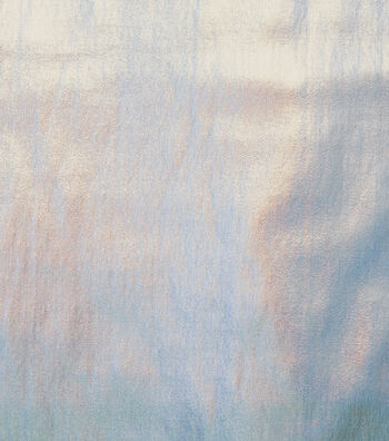 """Cosplay By Yaya Han Mirror Foil Fabric 55""""-Silver"""