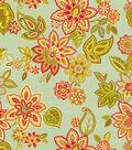 Home Decor 8\u0022x8\u0022 Fabric Swatch-Waverly Charismatic/Honeysuckle