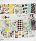 Simple Stories I Am 12\u0027\u0027x12\u0027\u0027 Collection Kit