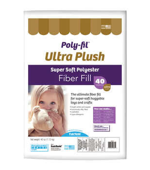 Fairfield Ultra Plush Supreme Fiber 40Oz