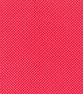 Keepsake Calico Cotton Fabric 43\u0022-Square Red