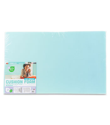 """Soft Support Foam 36"""" x 22"""" x 4"""" thick"""