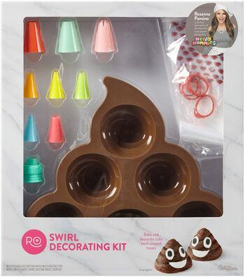 Wilton Rosanna Pansino Swirl Decorating Kit