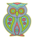 Little Makers Paint and Stitch Kit- Owl