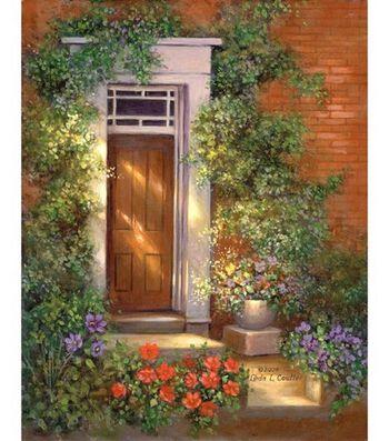 "Acrylic Painting Masterpiece Set 11""X14""-49 Victoria Lane"
