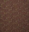 Keepsake Calico Cotton Fabric-Watercolor Stamp Brown
