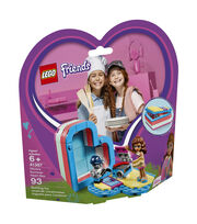 LEGO Friends 41387 Olivia's Summer Heart Box, , hi-res