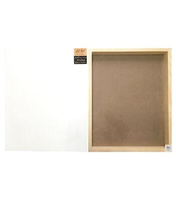 Fab Lab 16''x20'' Medium Gesso Board