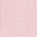 Patriotic Cotton Fabric-Mini Red Stars on White