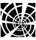Crafter\u0027s Workshop Spiral Staircase Template 6\u0027\u0027x6\u0027\u0027