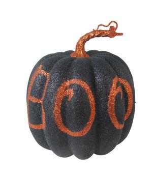 Maker's Halloween Medium Pumpkin-Boo