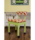 Green Sewing Chair