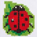 Diamond Embroidery Facet Art Kit 4.7\u0022X4.7\u0022-Lady Luck