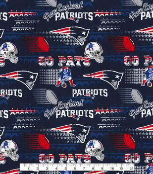 NFL New England Patriots Retro Cotton