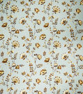 Home Decor 8\u0022x8\u0022 Fabric Swatch-Eaton Square Sheila Duck Egg & Sand