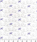 Snuggle Flannel Fabric -Dragonflies