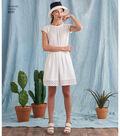 Simplicity Pattern 8391 Misses\u0027 Top, Skirt, Pants/Shorts-Size H5 (6-14)