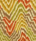 Tommy Bahama Print Fabric-Ebb  & Flow/Nutmeg