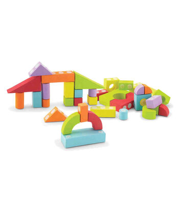 Velcro Brand Blocks 42 Piece Set