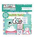 Photo Play Paper Frosty Friends 26 pk Ephemera Die-cut Cardstock