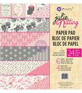 Prima Marketing Julie Nutting 24-sheets 12\u0022x12\u0022 Double-Sided Paper Pad