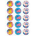 American Pride-Apple Pie Stinky Stickers 12 Packs