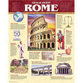 Creative Teaching Press Gifts of Ancient Rome Chart 6pk