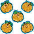 Carson Dellosa Dazzle Stickers Pumpkins, 75 Per Pack, 12 Packs
