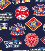 Boston Red Sox Cotton Fabric -Champion Legacy, , hi-res
