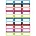 Ashley Productions Die-Cut Magnetic Foam Labels, 30 Per Pack/3 Packs