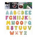 Decorprint Textil Transfer 7.75\u0027\u0027x7.75\u0027\u0027 Fabric Iron-on Sheet-ABC