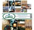 Reminisce Collection Kit 12\u0027\u0027X12\u0027\u0027-Happy Camper