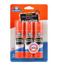 Washable School Glue Stick 3Pk