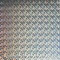 Cricut Premium Vinyl Holographic Crystals Roll-Silver