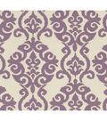 Waverly Upholstery Fabric 54\u0022-Luminary Lilac
