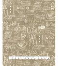 Waverly Upholstery Fabric 54\u0027\u0027-Almond Easy as Pie