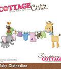 Cottagecutz Die-Baby Clothesline 4.5\u0022X2\u0022