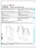 Mccall Pattern V8918 14-16-18-2-Vogue Pattern