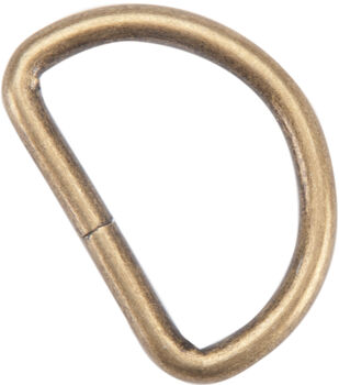 Bag Works Purse/Tote Rings 2/Pkg-Antique Large D