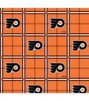 Philadelphia Flyers Flannel Fabric -Plaid, , hi-res