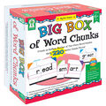 Key Education Big Box of Word Chunks Manipulative, Grade 1-3