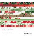 Kaisercraft Paper Pad 6.5\u0022X6.5\u0022 40/Pkg-Peace & Joy