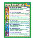 Carson-Dellosa God's Promises for Kids Chart 6pk